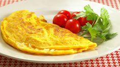 Omelett befinner seg garantert i øverste sjiktet på listen over verdens 10 enkleste middagsretter! Enkelt, næringsrikt og godt. Sett i gang!