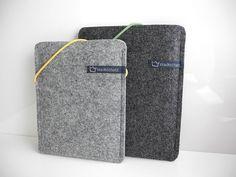 Cases für Tablets & E-Reader E Reader, Mini, Coffee, Handmade, Bags, Etsy, Felting, Grey, Kaffee