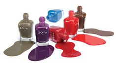 Polish Hound: [Press Release] Zoya Focus & Flair Collections for Fall 2015!