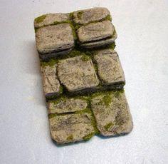 making stones