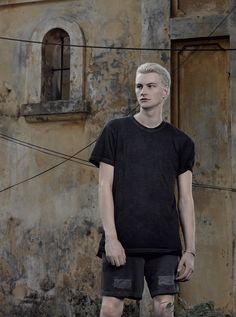 Benjamin Jarvis For John Elliott + Co Spring/Summer 2016 Delivery 2 Lookbook   Running Through Vietnam: Structure From Chaos   Photographed by Patrick Maus ❤️