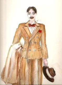 Costume design- Nathalie Leborgne