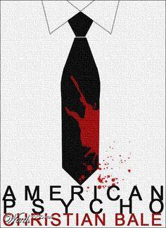 Minamalist Digital Movie Poster