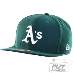 Boné New Era MLB Oakland Athletics 950 Basic Team ST Verde Somente na  FutFanatics você compra 6a56e1ba790