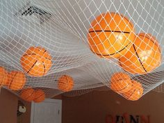 How To Become Great At Playing Basketball. For years, fans of all ages have loved the game of basketball. Locker Room Decorations, Basketball Decorations, Church Decorations, Bedroom Themes, Kids Bedroom, Diy Bedroom Decor, Bedroom Furniture, Bedroom Designs, Sports Theme Classroom