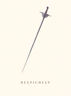 Reepicheep's Sword