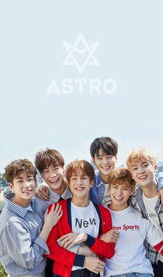 K-Pop Wallpapers {Complete} Wallpaper Animes, Astro Wallpaper, Wallpaper Backgrounds, Cha Eunwoo Astro, Astro Boy, Cute Profile Pictures, Group Pictures, K Pop, Astro Kpop Group