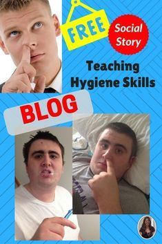 Teaching hygiene skills is never fun.  Here are some tips and a FREE resource to make it a little easier and more fun. #specialneedsforspecialkids #SPED #specialed #SpecialEducation #lessonplans #hygiene #blog #free #socialstories #nosepicking