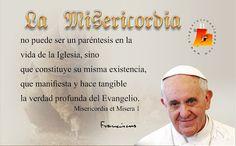 TARJETAS Y ORACIONES CATOLICAS: DE LA CARTA APOSTÓLICA MISERICORDIA ET MISERA