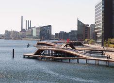 Kommunikativer Wellengang: Neue Uferpromenade in Kopenhagen