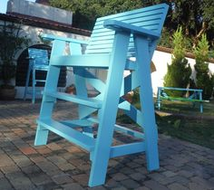 St Augustine patio have the best lifeguard mailbox chair on the market. Our lifeguard chair and outdoor patio chairs are pool and patio furniture. & 12 best lifeguard chair images on Pinterest | Lifeguard chair Free ...