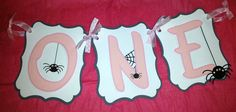 Check out this item in my Etsy shop https://www.etsy.com/listing/262085054/charlottes-web-highchair-banner