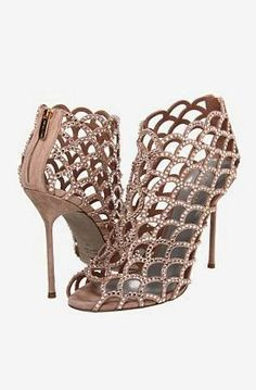 Sergio Roi Mermaid High Heel