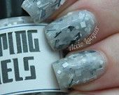 weeping angels nail polish!  and all kinds of other awesome nerd/geek inspired nail polish!!