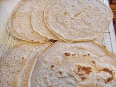Gluten Free SCD and Veggie: Gluten Free Buckwheat Wraps and Crepes GF