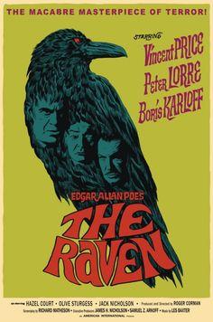 """The Raven"", póster alternativo"
