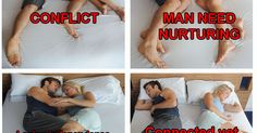 What Your Sleeping Position Says About Your Relationship | Her Beauty