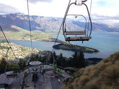 Queenstown NZ Luge ride was great fun! Queenstown New Zealand, Travelogue, Traveling, Mountains, Nature, Fun, Viajes, Naturaleza, Bergen