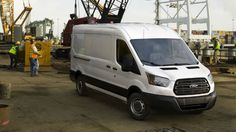 The 2015 Ford Transit commercial van performs everything, ranging from hauling cargo to shipping people. The 2015 Ford Transit commercial van is expected Commercial Van, Ford Transit, Car Pictures, Vehicles, Specs, Garage, Models, Interior, Drive Way