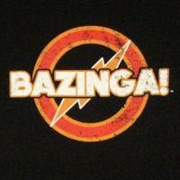 Vintage Bazinga Flash Style Shirt