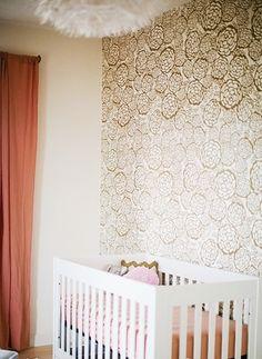 close up crib wallpaper