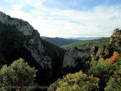 Los Pobres También Viajamos : Cuando el otoño explota... | Ruta entre los valles de Navarra y Aragón
