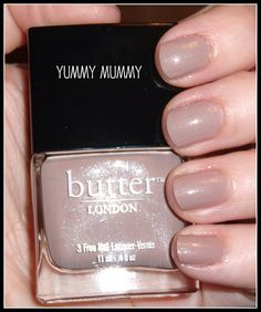 Butter London Yummy Mummy