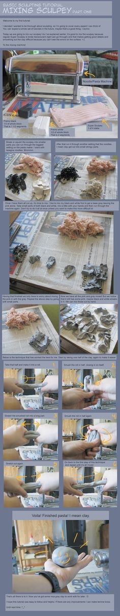 Making figurine heads and base tutorial  This the final tutorial in this series, an angel and a soldier. It took a long time finishing it, and hundreds of pictures were taken during the proce...