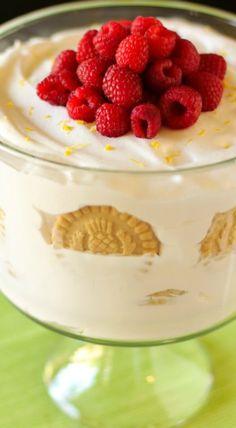 shortbread icebox trifle