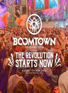 BOOMTOWN : CHAPTER 8 #Robotika #Downtown #Saturday