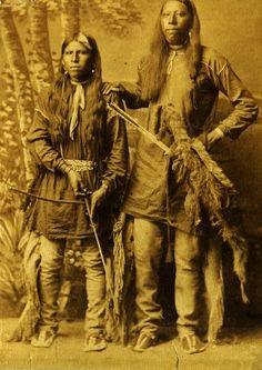 Pawnee , 1885
