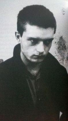November 1997: Anton Corbijn Session - Lancaster Gate Ian Curtis