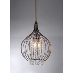 Katniss Pendant - Overstock™ Shopping - Great Deals on Warehouse of Tiffany Chandeliers & Pendants