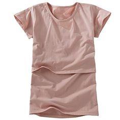 Nursing Tops Breastfeeding Tee Short Sleeve Organic Cotto... https://www.amazon.com/dp/B019PKA22Q/ref=cm_sw_r_pi_dp_x_qFhrybWJH9JQG