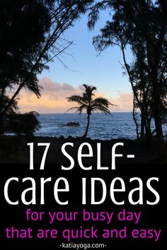 17 self-care ideas a 17 self-care ideas and tips that are quick and easy for your busy day like mindfulness and gratitude Daily Meditation, Mindfulness Meditation, Coaching, Daily Life Hacks, Self Care Activities, Self Development, Personal Development, Yoga Teacher Training, Self Care Routine