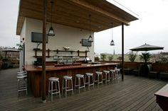 Stars Rooftop Bar