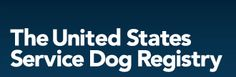 U.S. Service Dog Registry