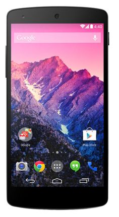 Google Nexus 5 D821 (16GB, Black) specification and prices in India
