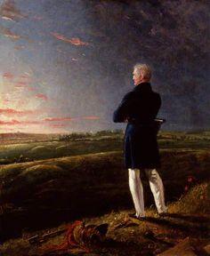 Arthur Wellesley, 1st Duke of Wellington, 1839 by Benjamin Robert Haydon (British 1786–1846)