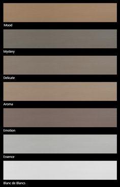Esthec Terrace kleuren