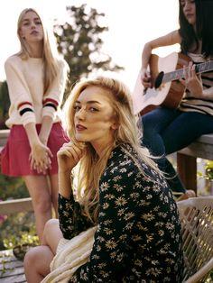Daisy Clementine, Pyper America & Starlie Cheyenne for Next Models Agency