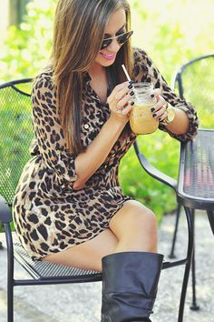 Our Favorite Fall Tunic: Leopard