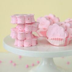 Bubble Gum Marshmallows. The world's cutest food?