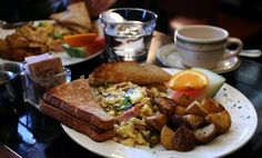 If you're on a quest to find the best place in Toronto for brunch, try out Kalendar at 546 College Street in Little Italy