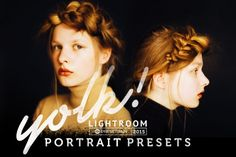Yolk Artsy Lightroom Presets were crafted to give a special touch to your studio…