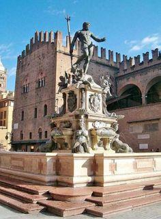 Bologna - Nettuno fountain
