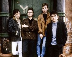 Betty Loop Loop >> The Smiths (There Is A Light That Never Goes Out)