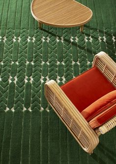 India Mahdavi's beautiful carpet designs for the renowned Cogolin rug workshop
