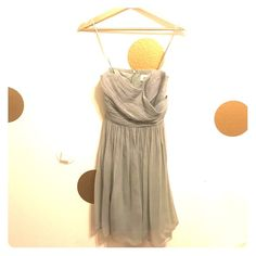 Arabelle dress dusty shale color