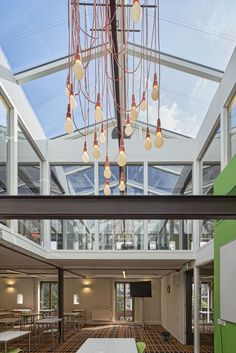 Studio Anderlicht - Academie Verloskunde Groningen Foto: Gerard van Beek.